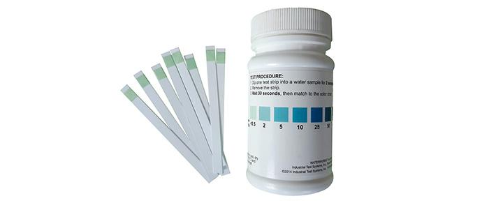 Bandelettes pH et peroxyde