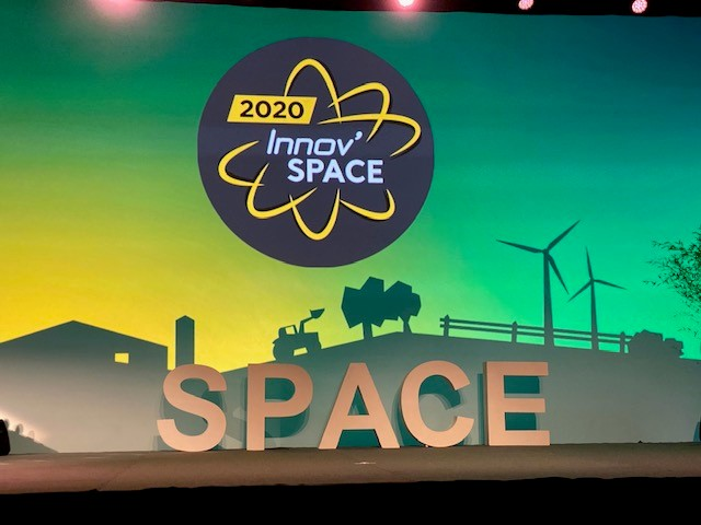 Innov'Space 2020 awards ceremony