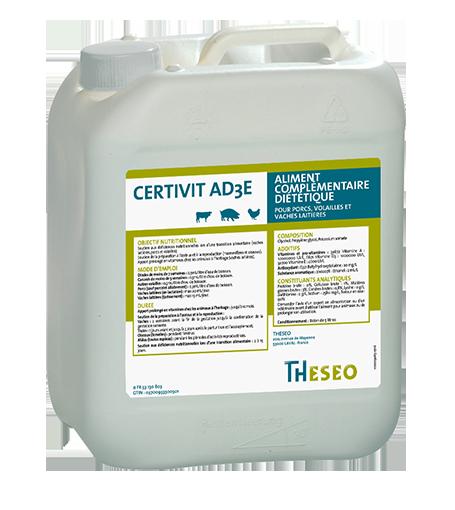 Certivit AD3E