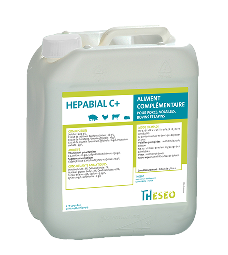 Hepabial C+