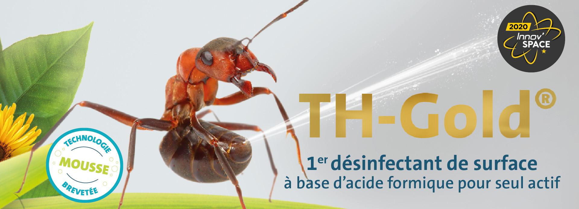 th-gold-acide-formique